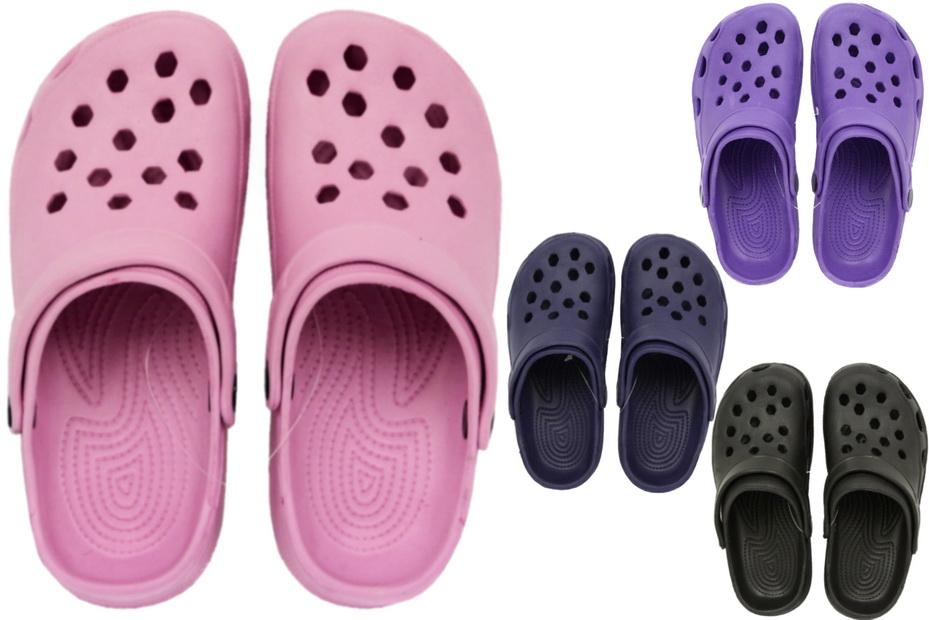 Eva Clogs Childs Size 11