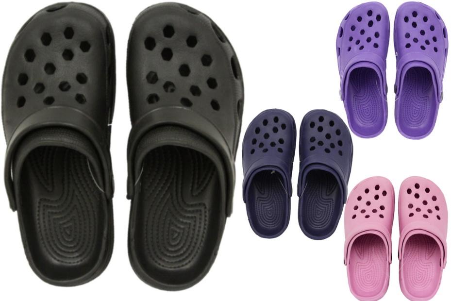 Eva Clogs Childs Size 1