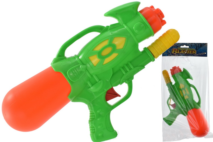 30cm Air Pressure Water Gun In Polybag Header