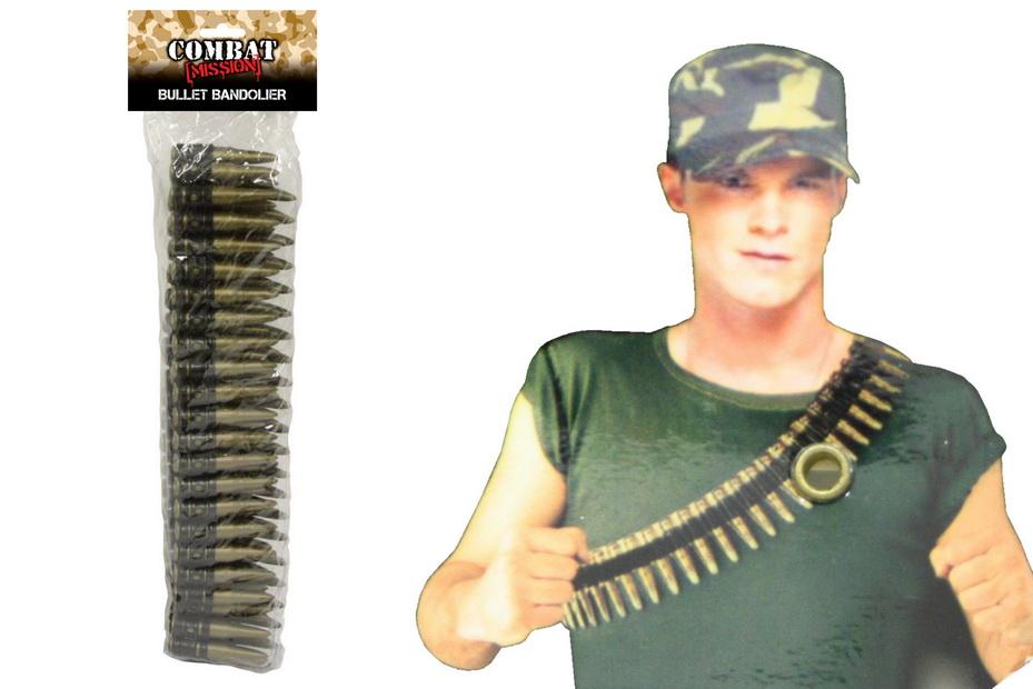 "Bullet Bandolier ""Combat Mission"""