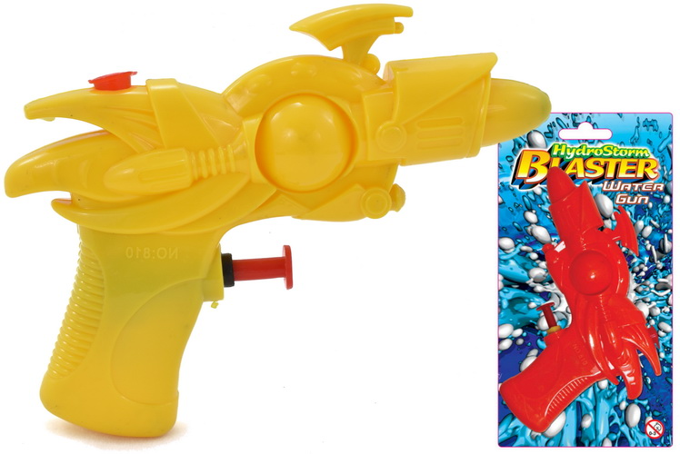 "Small Water Gun - 4 Assorted Colours ""Hydrostorm"""