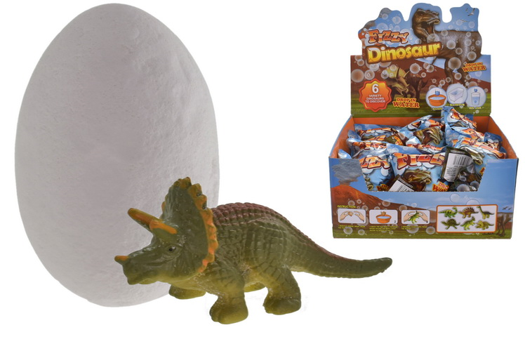 Dino Fizzy In Display Box
