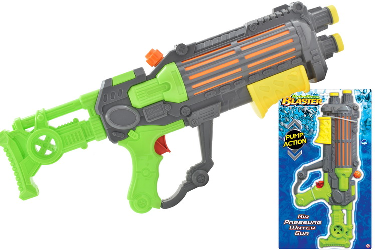 50cm Air Pressure Water Gun On Tie Card
