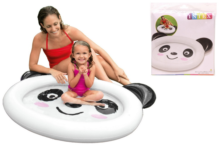 """Panda Baby Pool 46"""" x 35"""" (Ages 1-3 Yrs) In Polybag"""