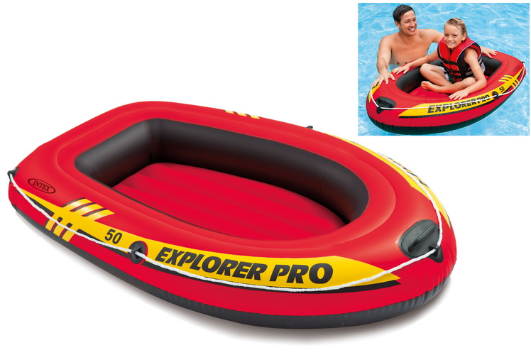 "Explorer Pro 50 Boat 54"" x 33"" x 9"" In Shelf Box"
