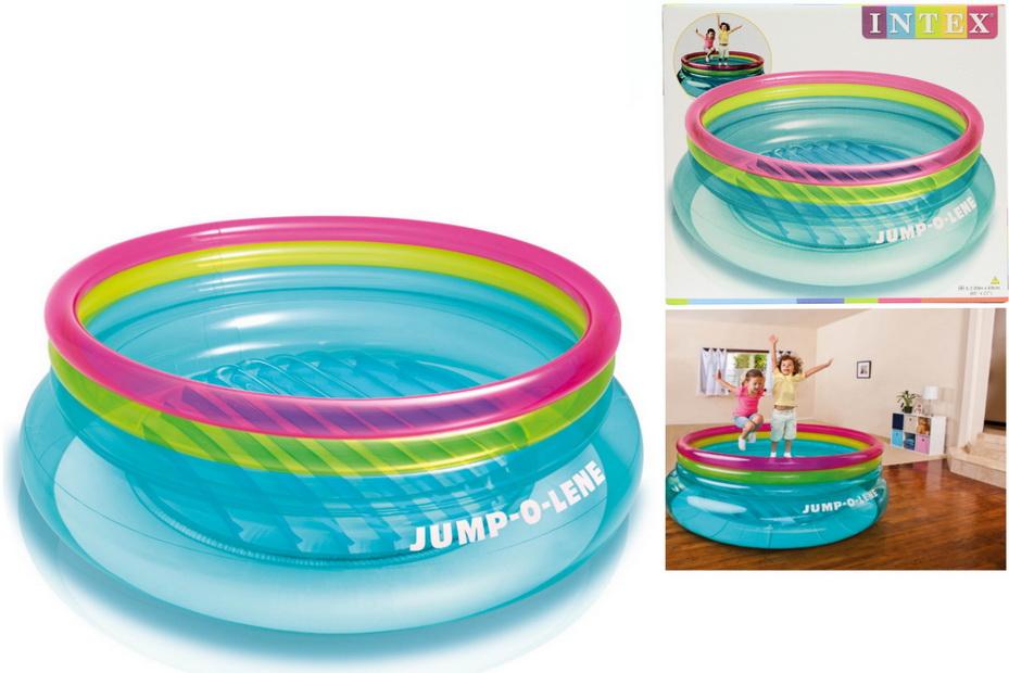 Jump-O-Lene Bouncer (Ages 3-6 Years) In Shelf Box
