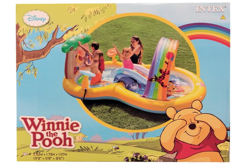 "Play Centre In Shelf Box ""Winnie The Pooh"""