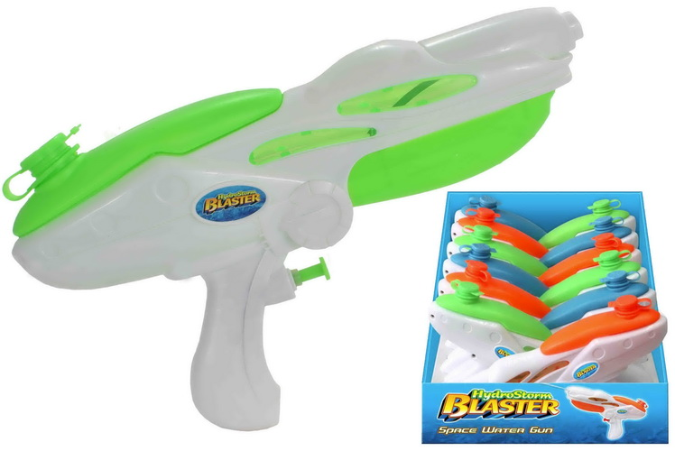 Space Water Gun 3 Colours In Display Box