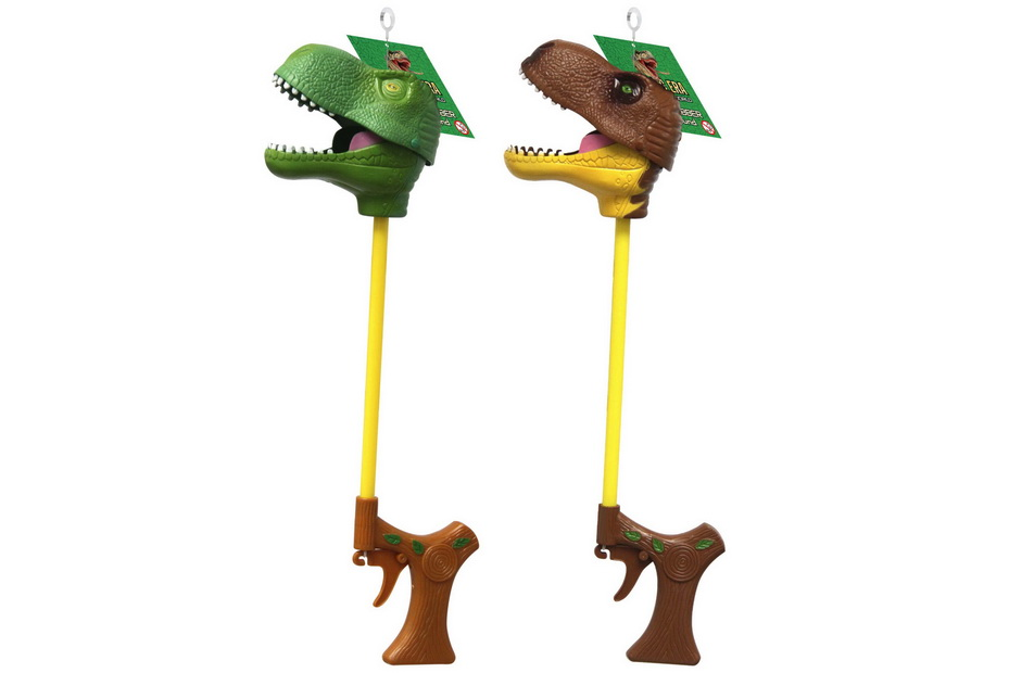 T-Rex Grabbers 2 Assorted With Sound On Hangcard