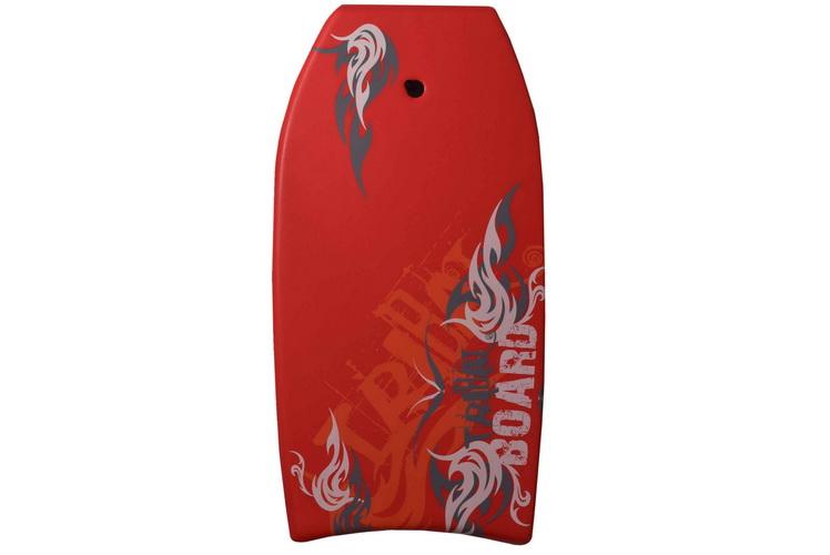"""33"""" Xpe Bodyboard - Red"""
