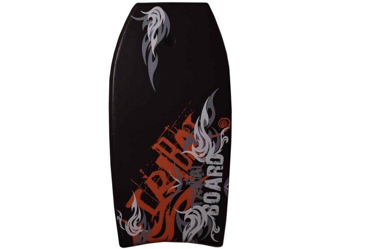 """33"""" Xpe Bodyboard - Black"""