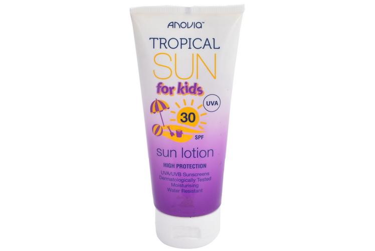 Tropical Sun Spf 30 Sun Lotion 65ml