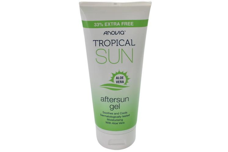 Tropical Sun After Sun Gel 150ml