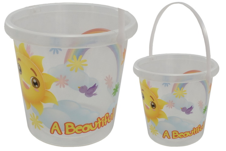 "7"" Beautiful Day Bucket"