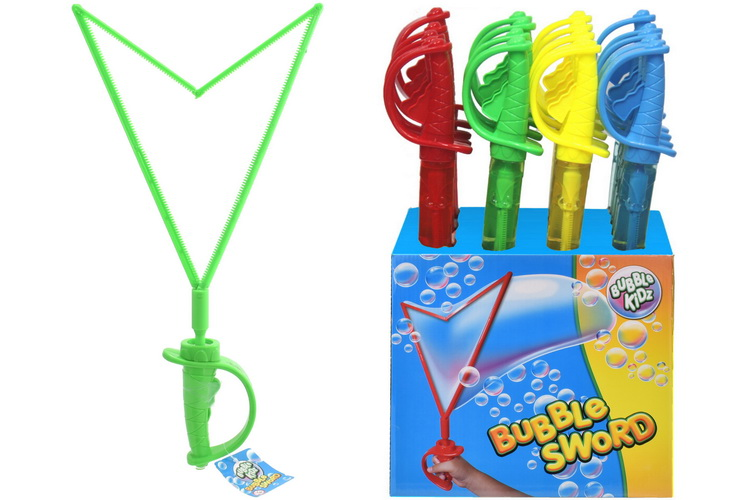 Bubble Sword (4 Assorted Colours) In Display