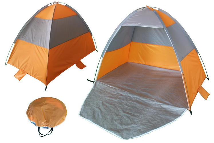 210x120x120cm Pop Up Monodome Beach Tent